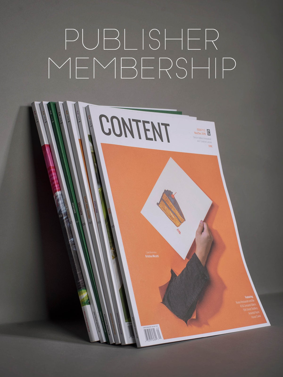 Image of Publisher Membership