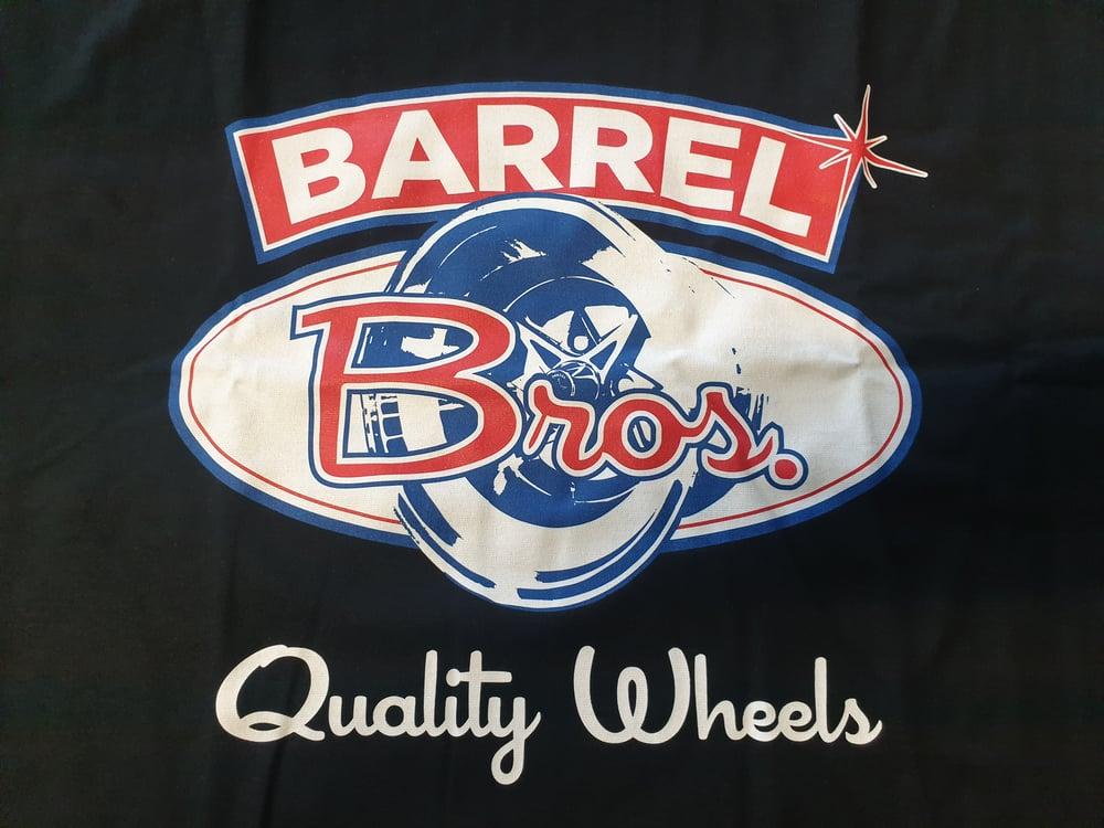 Image of Barrel Bros TP Logo Tee Shirt.