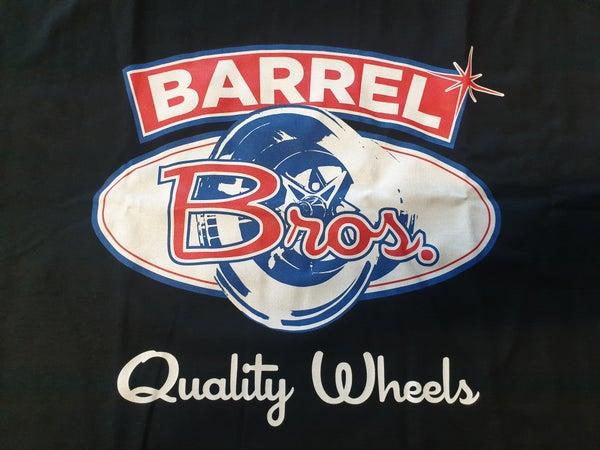 Image of Barrel Bros TP Logo Tee Shirt.