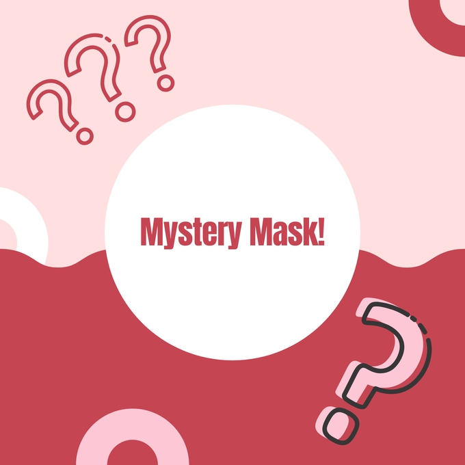Image of Mystery Mask - PREORDER