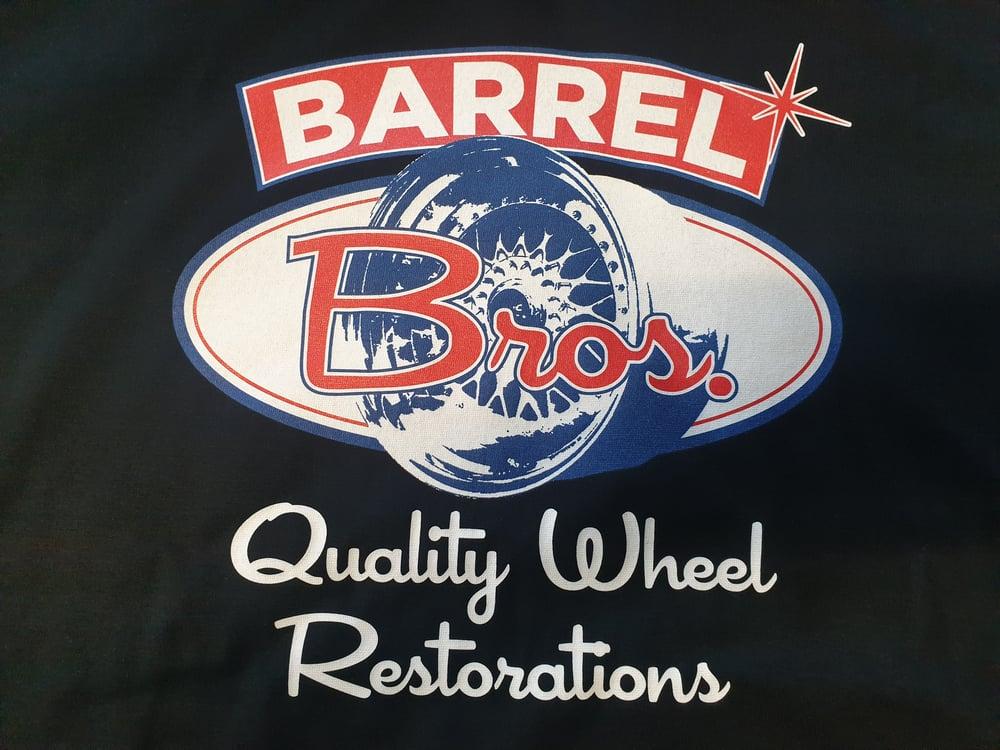 Image of Barrel Bros Classic Logo Tee