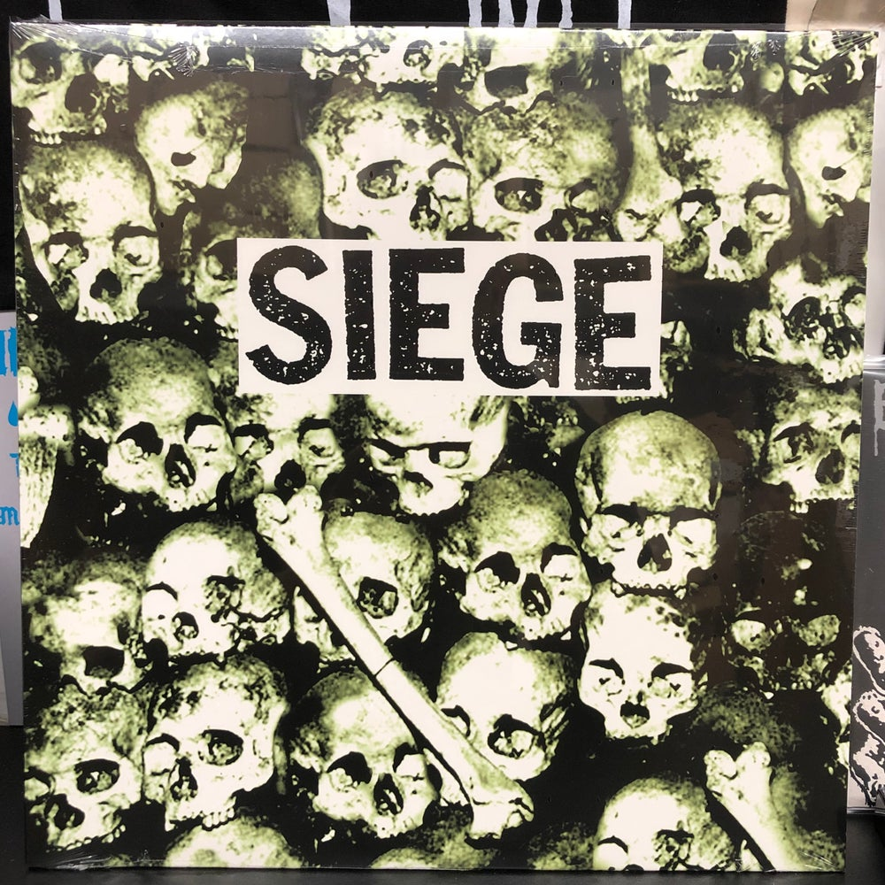 Image of SIEGE - Drop Dead LP