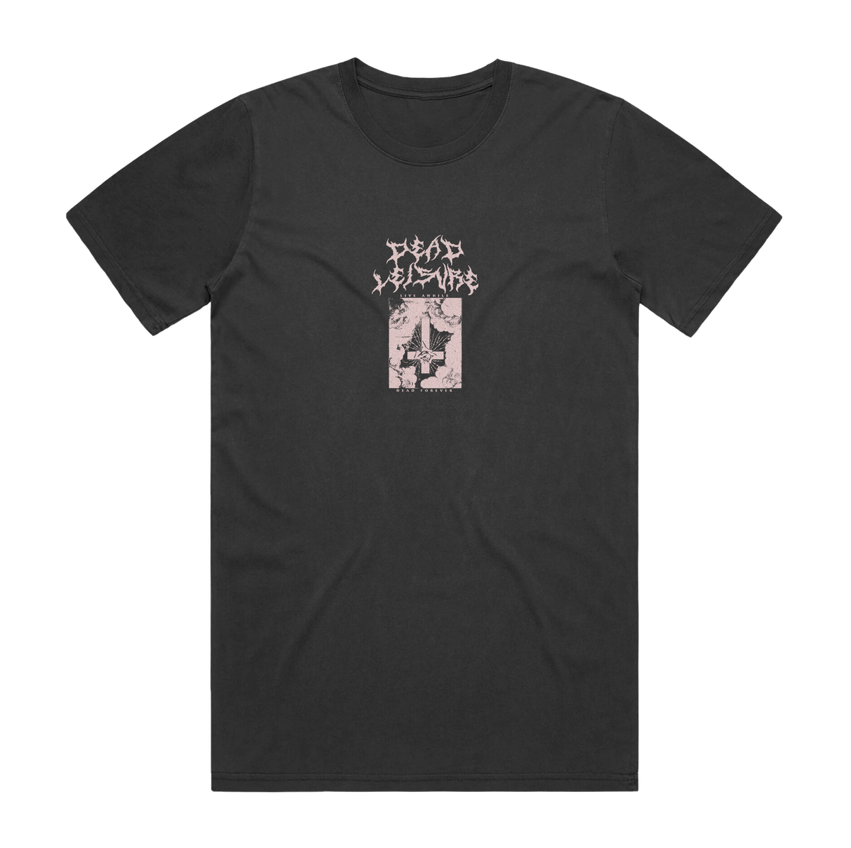 Dead Forever T-shirt - Charcoal