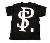 Image of Paperstack Apparel 'PS. Symbol' (White/Black)