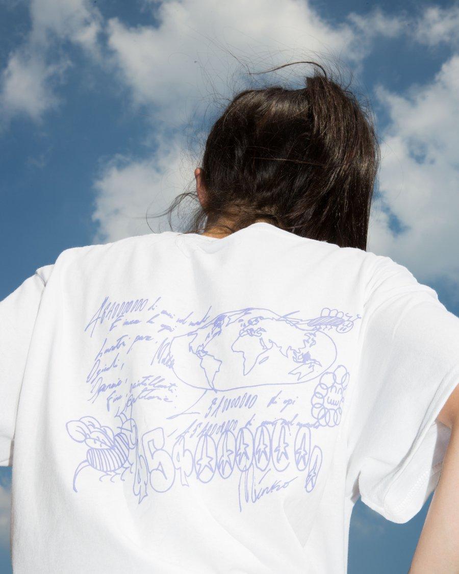 Image of Global Warming Tshirt