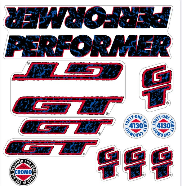 Image of GT Performer 1992
