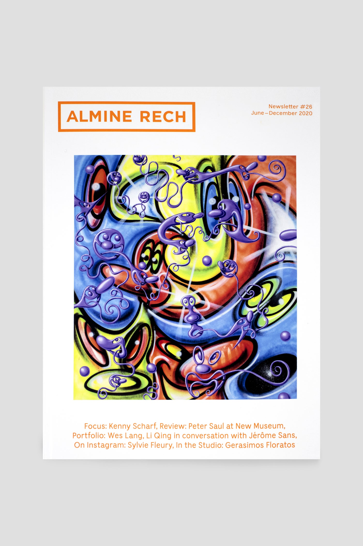 Image of Almine Rech - Newsletter #26