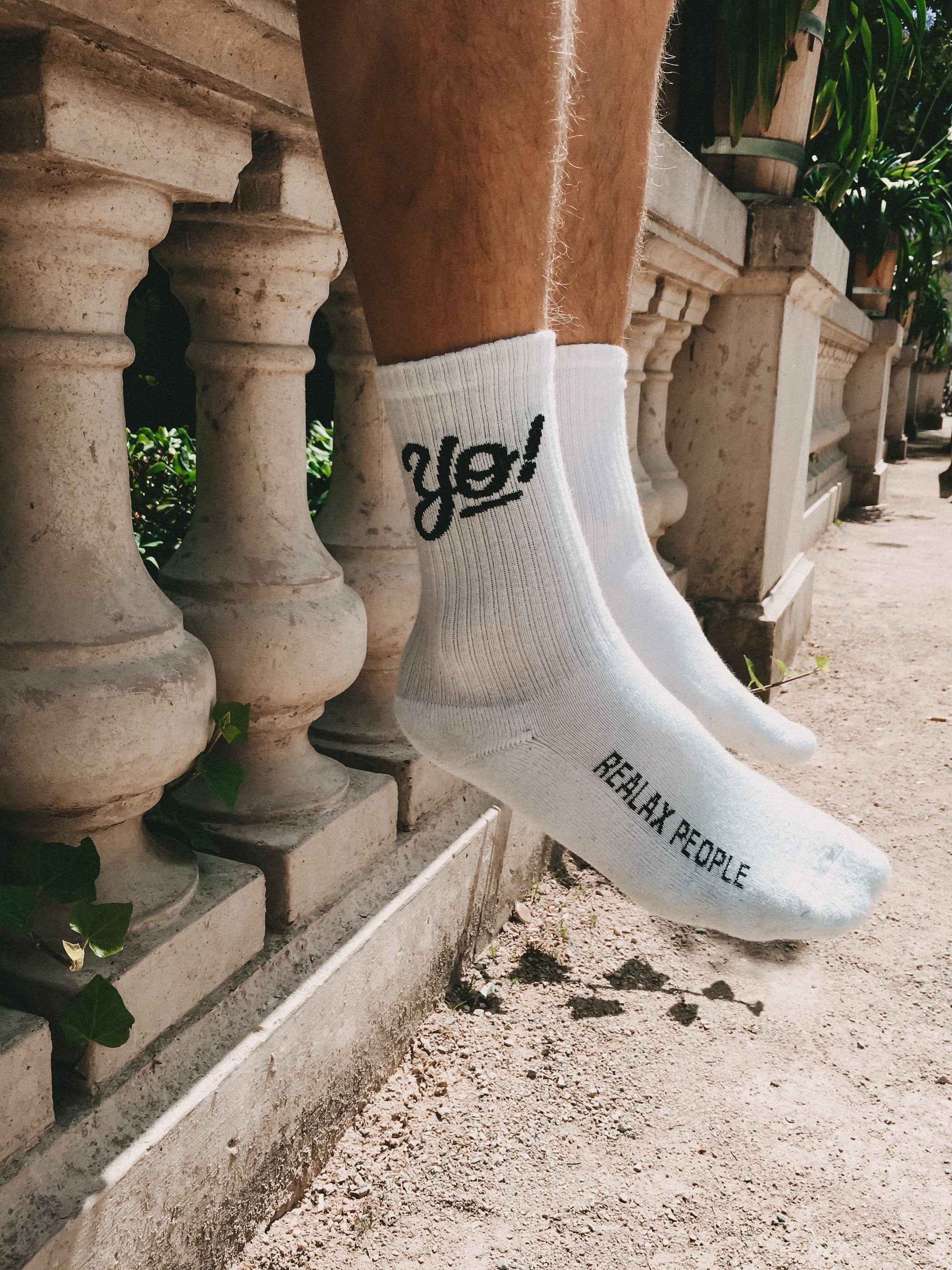 Image of yo! realex socks