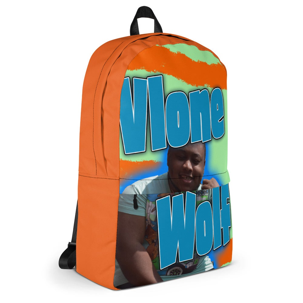 Image of Vlone Wolf Backpack