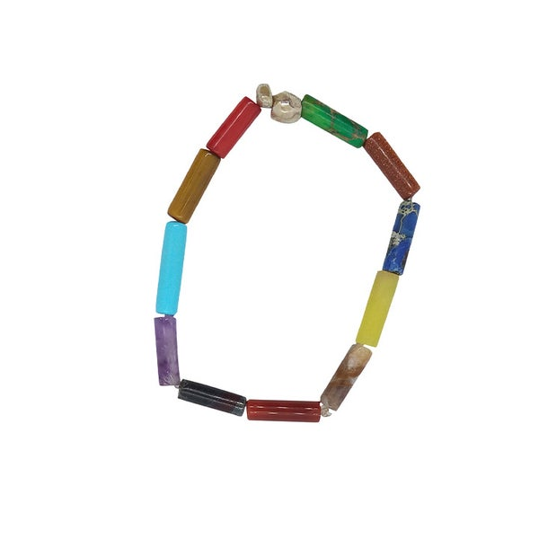 Image of Kenia beaded Bangle
