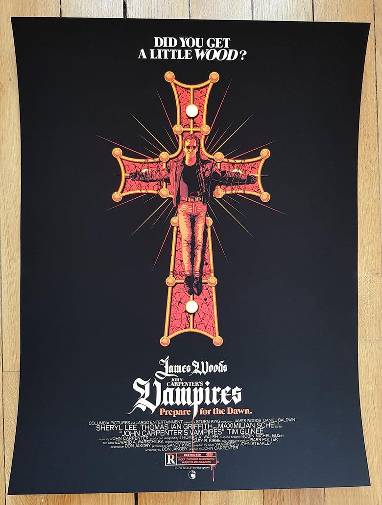 "Image of Vampires - Giclee - 18""x24"""