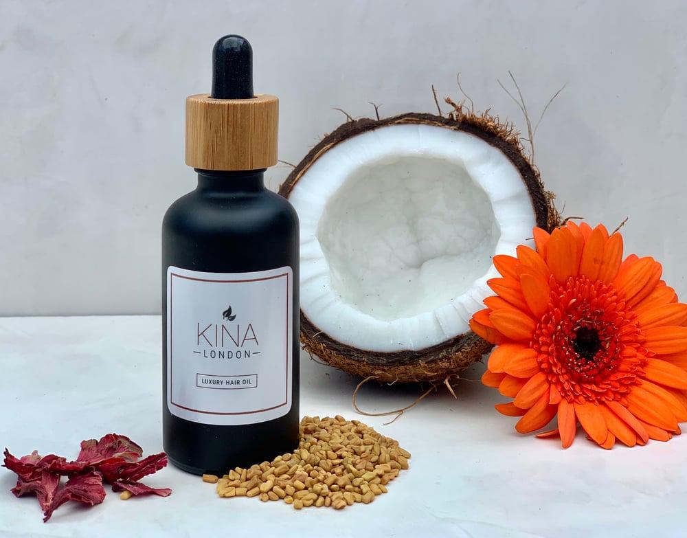 Image of Organic Hair Oil