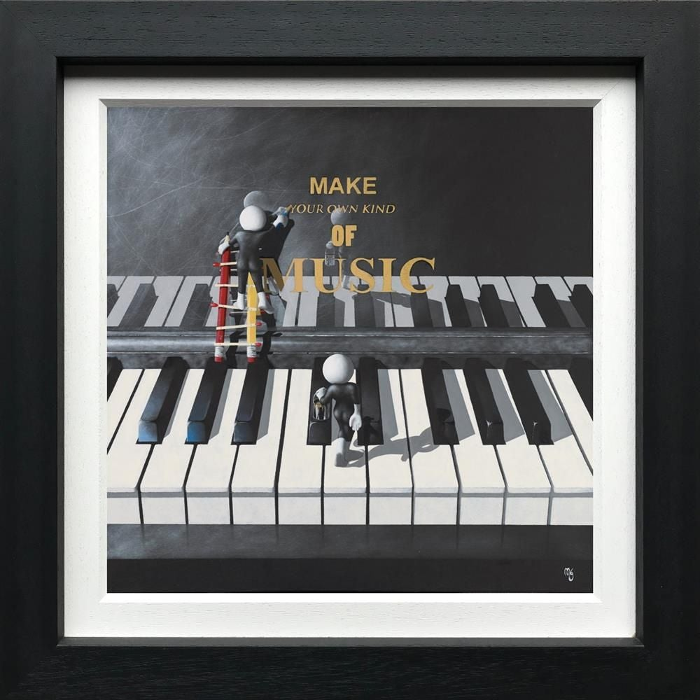 """Mark Grieves """"Make Your Own Kind Of Music"""""""