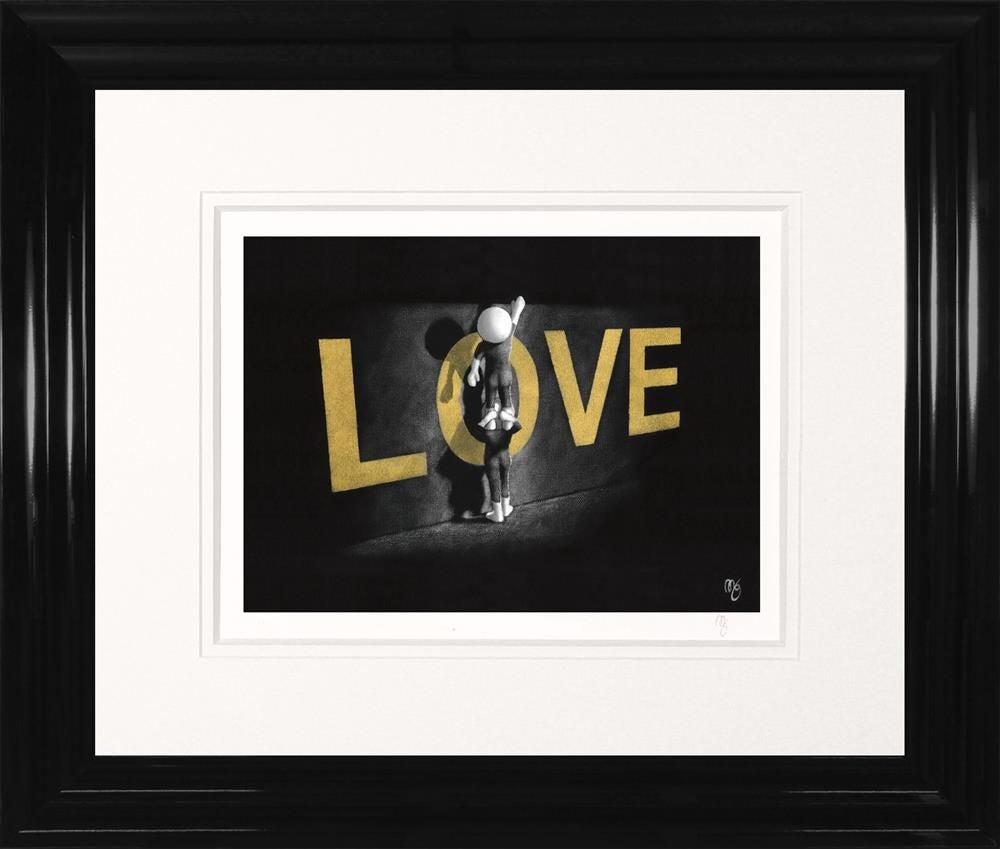"""Mark Grieves """"Love Lifts Us Up"""""""
