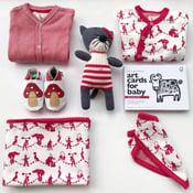 Image of Red Circus Gift Box Set