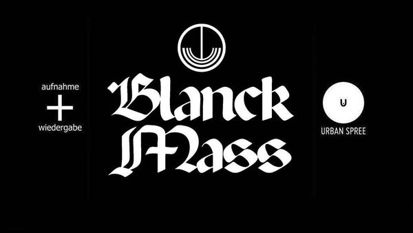 Image of Blanck Mass // 27.01.2021 // Urban Spree