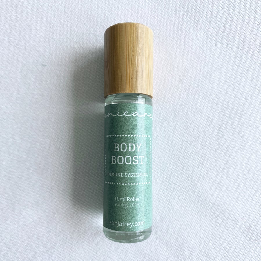 Image of Body Boost Essential Oil Roller