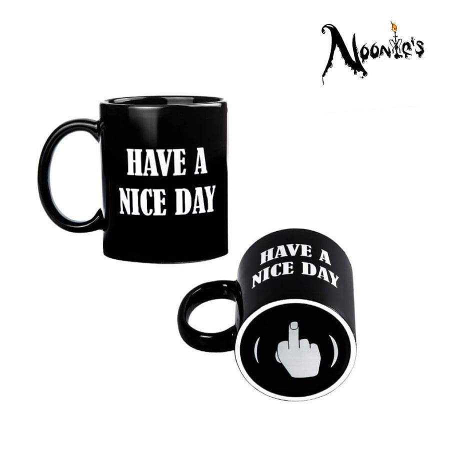 Image of How you really feel mug