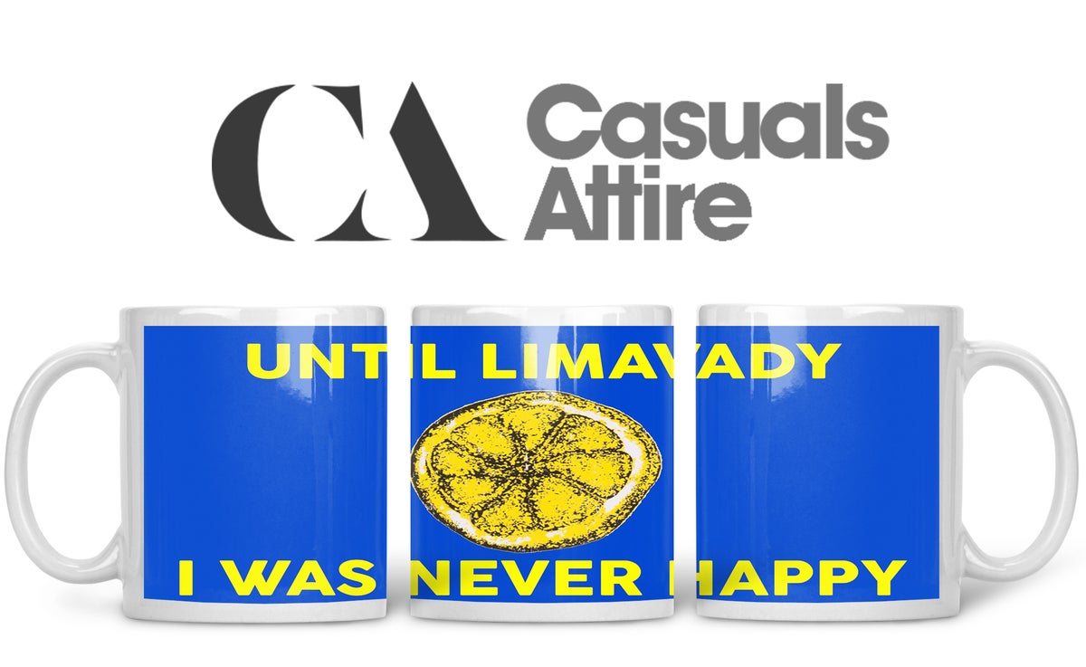 Limavady, Football, Casuals, Ultras, Fully Wrapped Mugs. Unofficial.