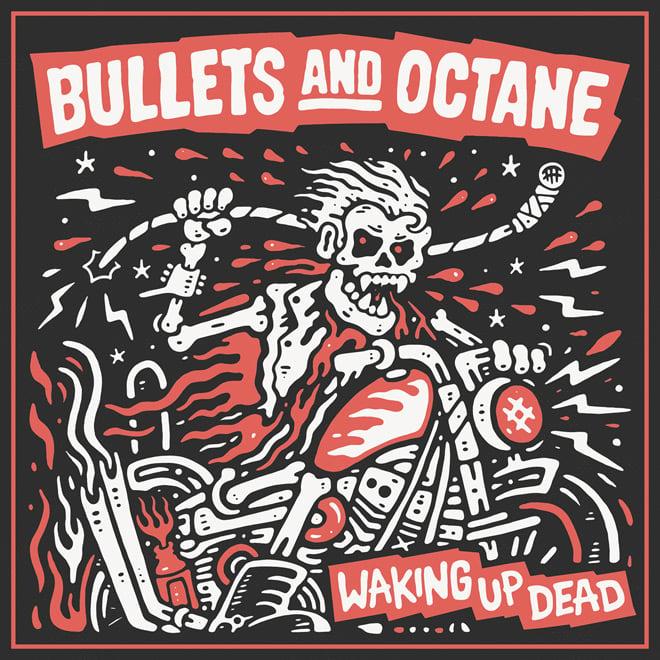 "Image of ""Waking Up Dead"" Vinyl"
