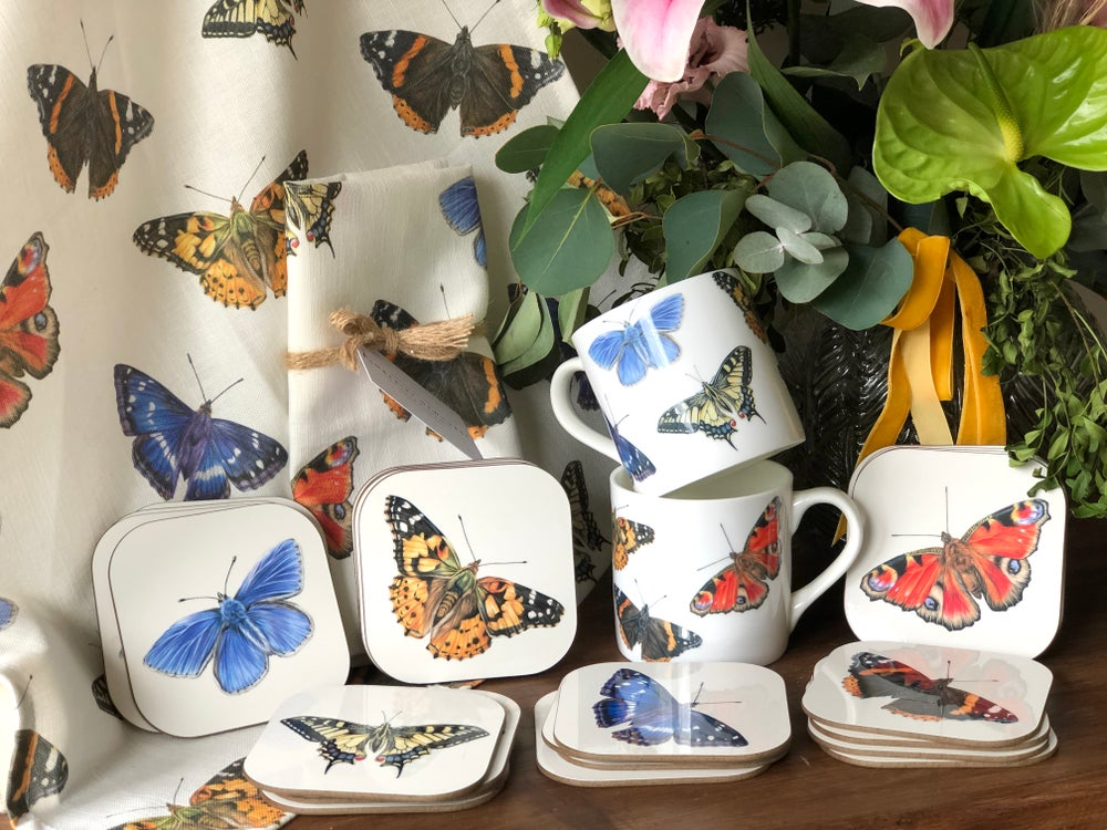Image of 'Butterfly' Mug