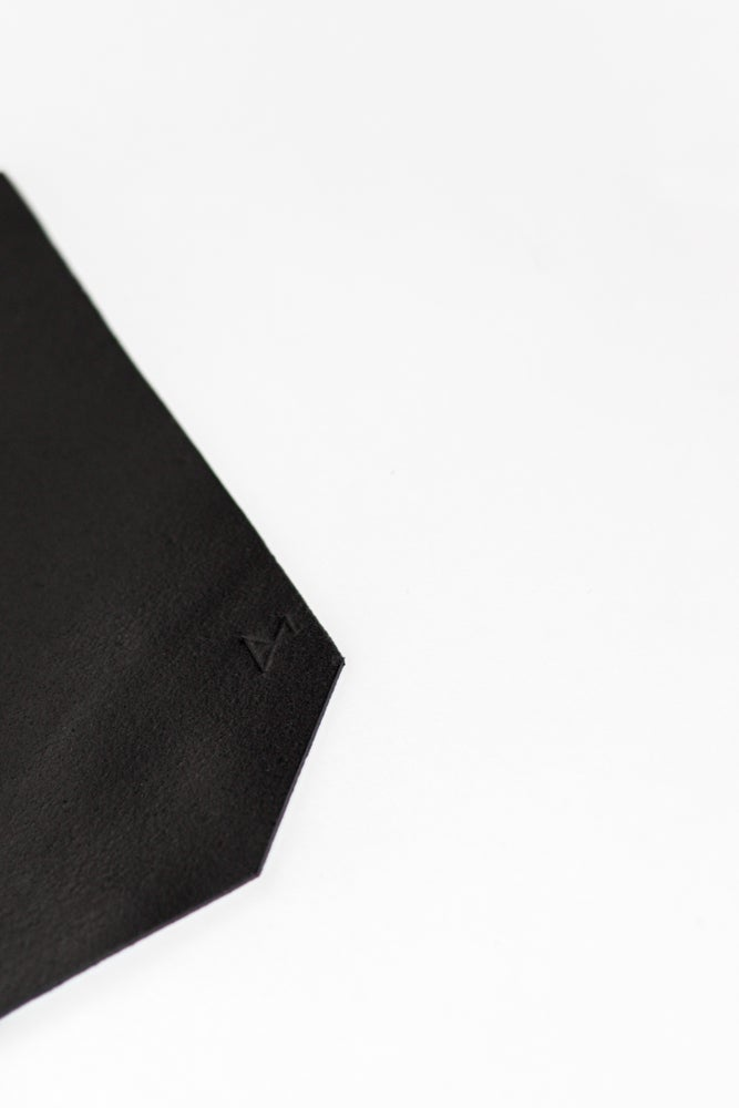 Image of DPY leather mousepad