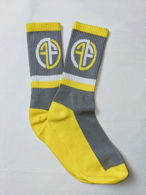 "Image of ""Finally Free"" socks"