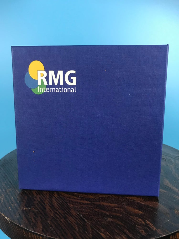 "Image of RMG 911 5"" x  1/4"" RTM BASF EMTEC MULANN PYRAL Official Box"