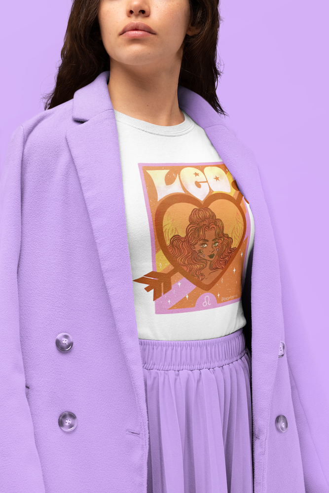 Image of LEO ASTROLOGY TEE AND MUG