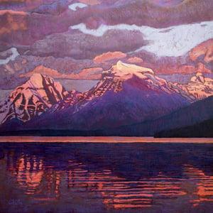 Image of Magenta Mountain Majesty