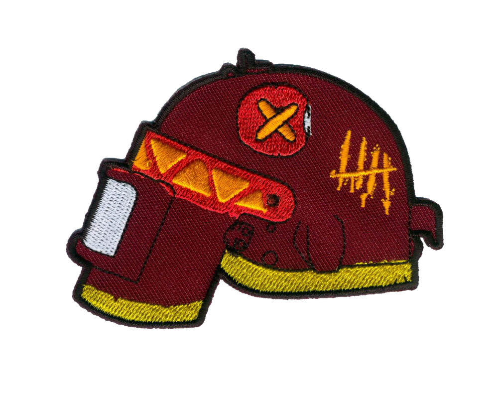 Image of Megumin Altyn Helmet Patch