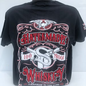 "Image of ""Hatermade Whiskey"" by Hatermade Clothing Co."