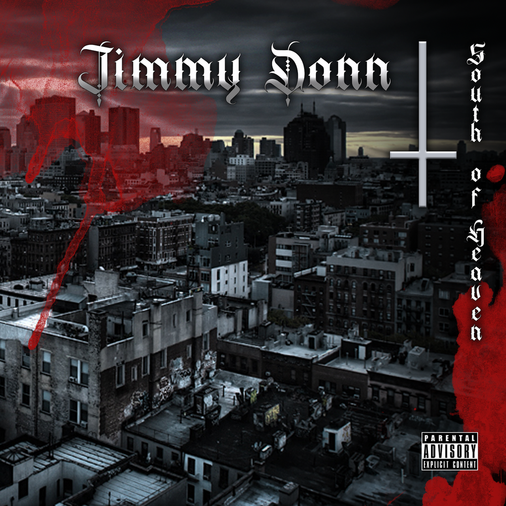 Image of Jimmy Donn - South of Heaven CD