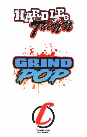 Hardlee Thinn Grind POP Exclusive #1 Trade Dress Cover Set