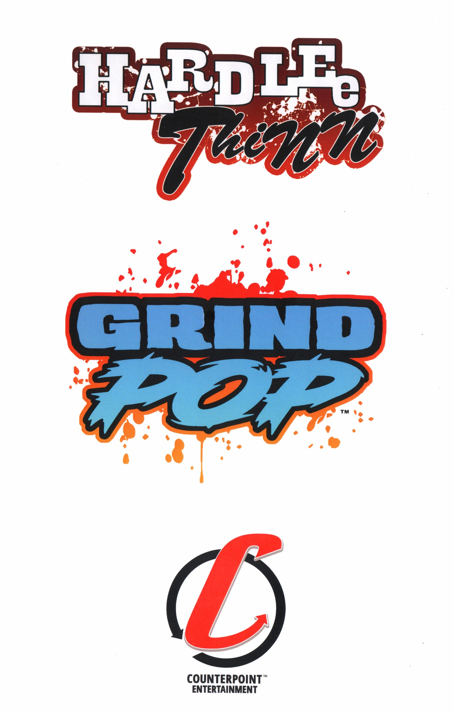 Image of Hardlee Thinn Grind POP Exclusive Chrome Virgin Cover Set