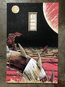 Image of Sandworm Door