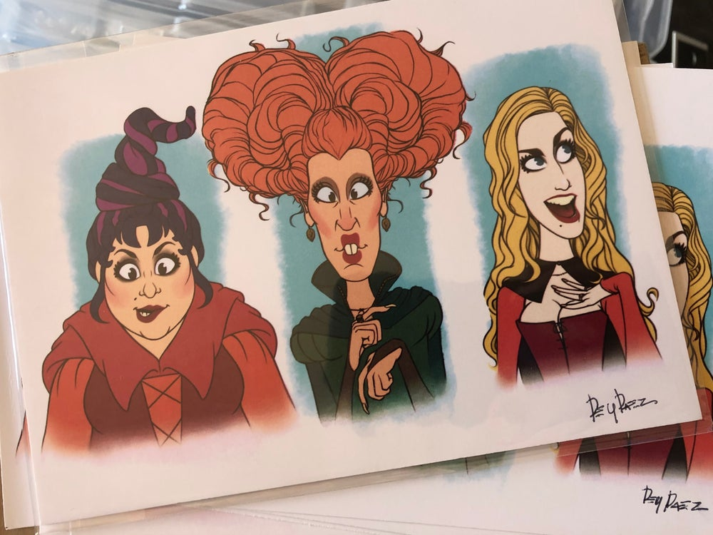The sisters (print )