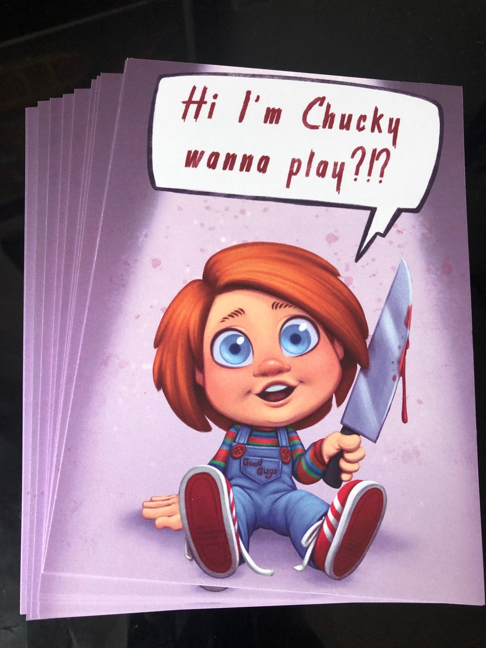 Want to play? (print)