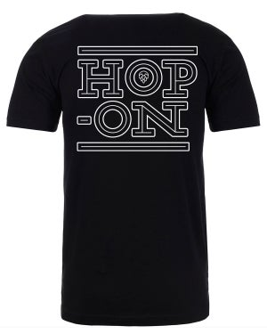 Image of Crew Neck Hop On Inaugural Tee