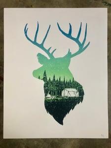 Image of Deer Tent
