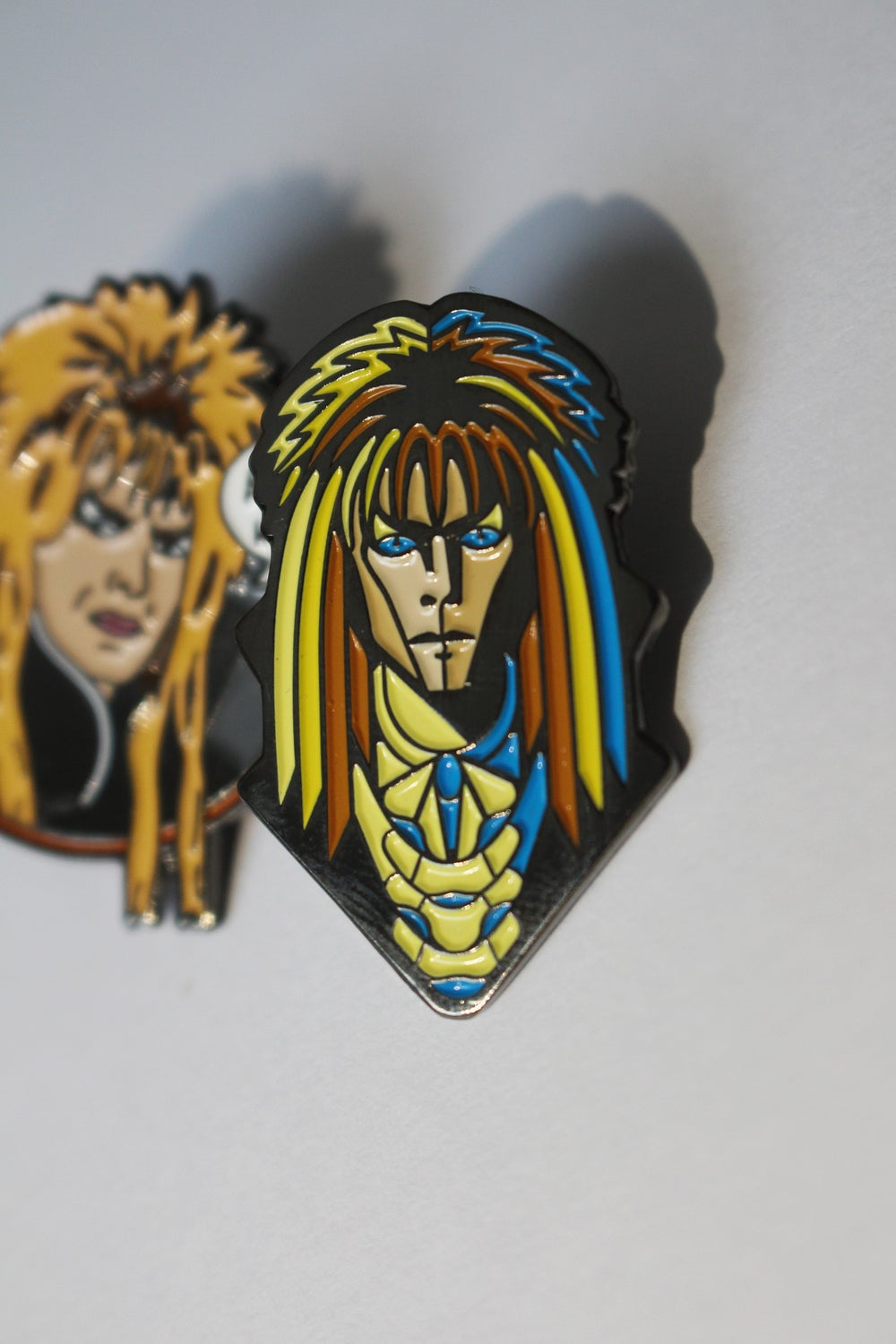 Labyrinth Jareth The Goblin King (Badges Duo Set)