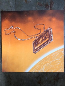 Image of Mix Tape in Space