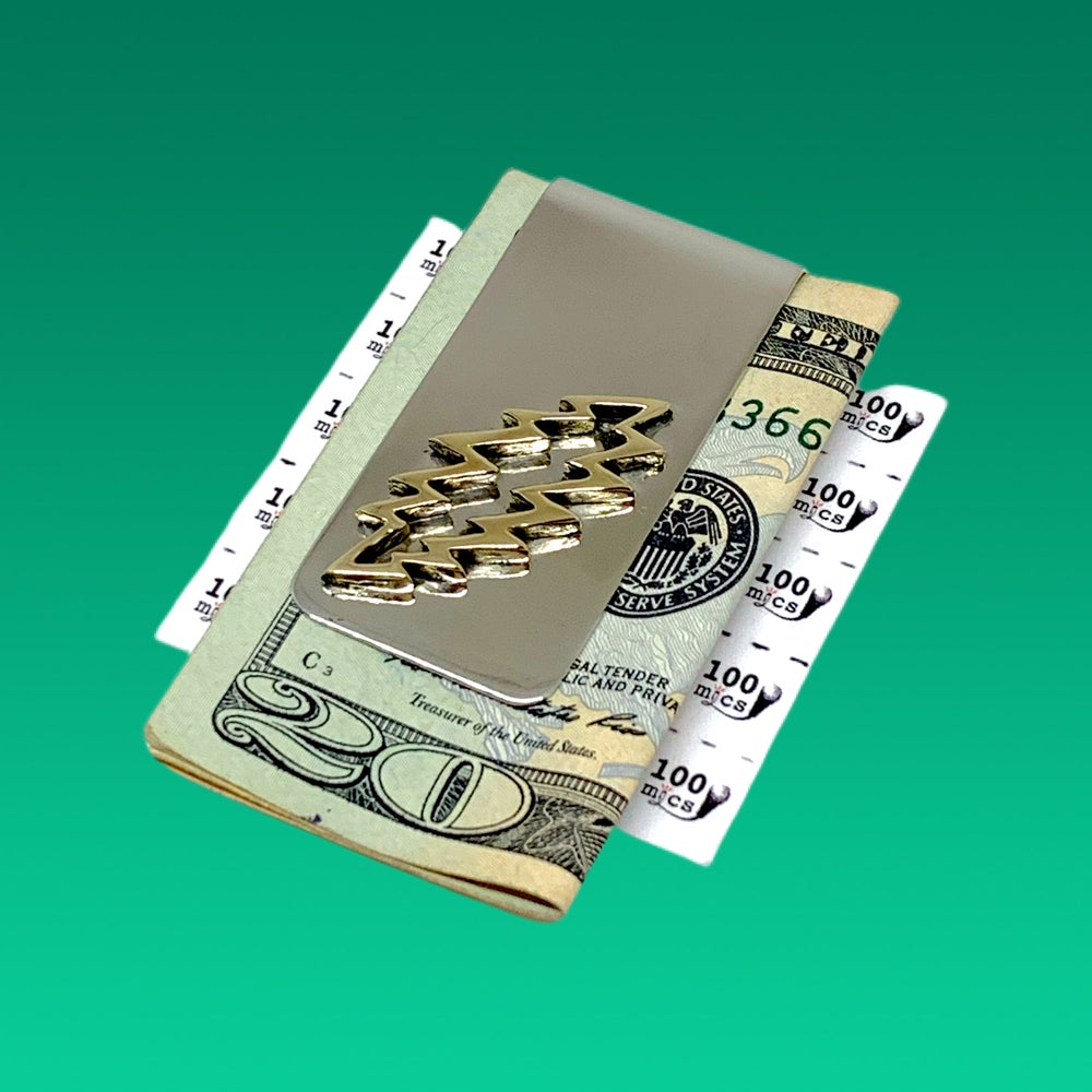 Image of Bolt Money Clip