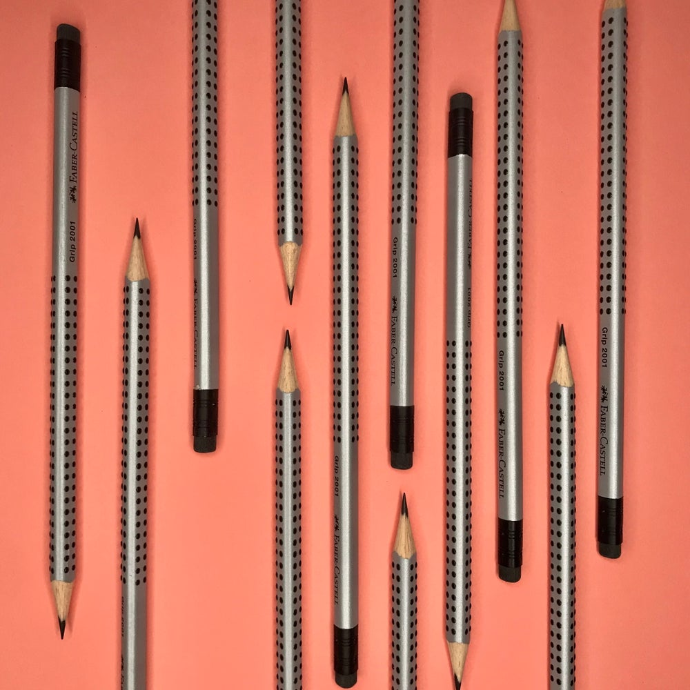 TRIANGULAR PENCILS