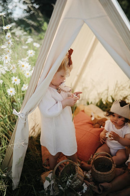 Image of NEW! Kinderfeets Tent Natural