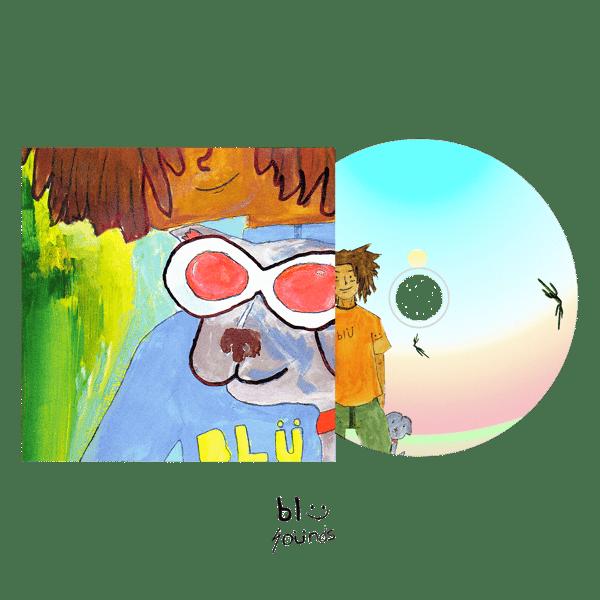 Image of dog+11 double disc