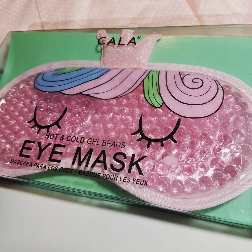 Princess Eye Mask And Polka Dot P.J's Beddy-Bye Bundle