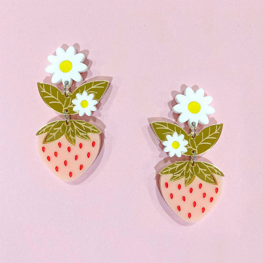 Image of Strawberry Triple Drops