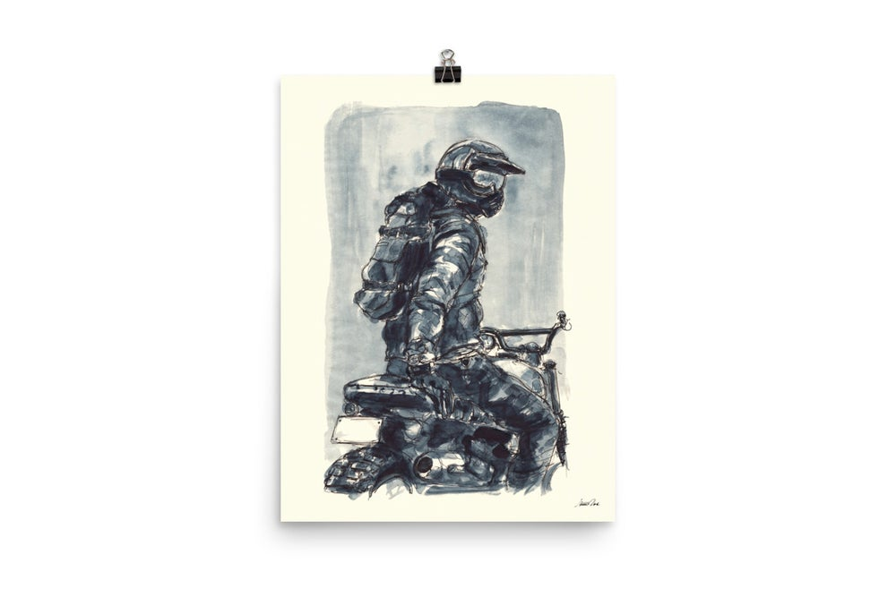 Image of Rider 1905 | Art Print