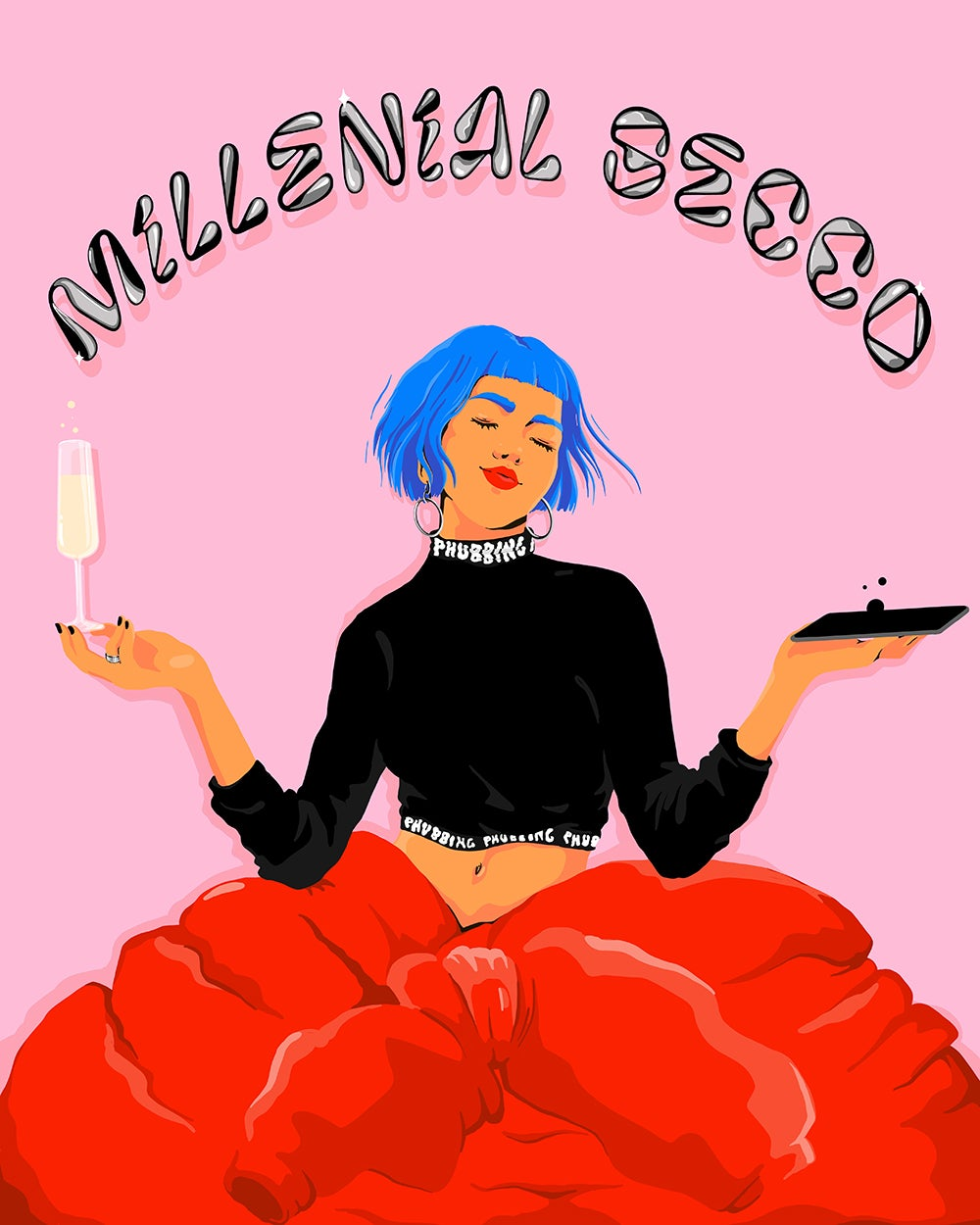 Image of Millenial Secco – Limited Fine Art Print